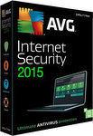 AVG Internet Security 2015 (1 stan. /  ...