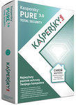 Kaspersky Pure 3.0 (3 stan,  ...