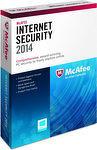 McAfee Internet Security 2014 (1 stan, ...