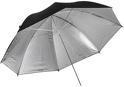 Quadralite parasolka srebrna 91cm 4387