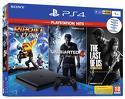 Sony Playstation 4 Slim 1TB + Uncharte ...
