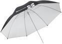 Quadralite parasolka biała 91cm 4393