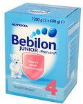 Bebilon Junior 4 z Pronutra 1200g