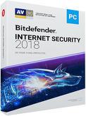 Bitdefender Internet Security 1PC/1Rok ...