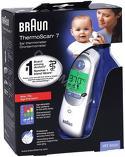 Braun IRT6520 Thermoscan 7 plus czarne ...