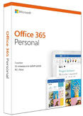 Microsoft Office 365 Personal PL licen ...