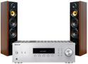 Pioneer Zestaw stereo SX-10AES + TAGA  ...