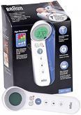 Braun BNT400 Termometr bezdotykowy do  ...