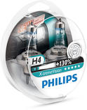 Philips H4 12V 60/55W P43t-38 X-tremeV ...
