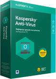 Kaspersky AntiVirus 10PC/2Lata Odnowie ...
