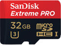 SanDisk MicroSDHC Extreme Pro 32GB (SD ...