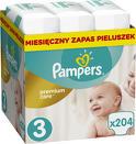 Pampers Premium Care 3 MIDI 204 szt 5- ...