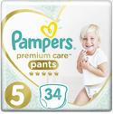 Pampers Premium Care 5 Junior 34szt
