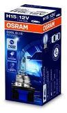 OSRAM Cool Blue Intense H15 12V 15/55W ...